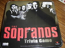 The Sopranos Trivia Game – Brand New