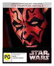 Star Wars Episode I The Phantom Menace Blu-ray