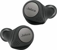 Brand New Jabra Elite Active 75t True Wireless In-Ear Headphones - Black