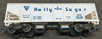 TYCO: Holly Sugar Operating Hopper GACX #42764. VINTAGE HO SCALE H0, WHITE