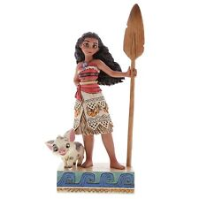 Disney Traditions 4056754 Find Your Own Way Moana Figurine