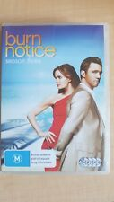 Burn Notice : Season 3 [ 4 DVD Set ] Region 4, FREE Next Day Post from NSW