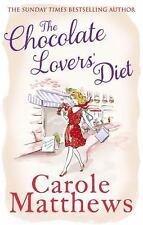 The Chocolate Lovers' Diet, Matthews, Carole, New Books