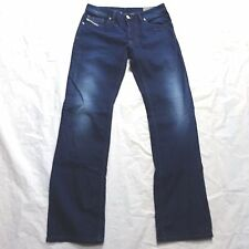 NEW DIESEL LARKEE 0818N REGULAR STRAIGHT JEANS 29x32