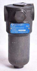 MP Filtri High Pressure Hydraulic Filter FMP065BAG6P03
