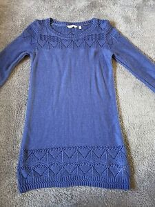 Womens Jumper By Fat Face Size 10
