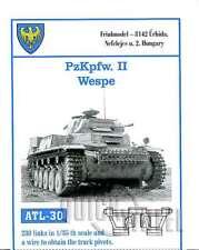 1/35 Friulmodel ATL-30 ATL-30 PzKpfw. II Wespe Friul Metal Tracks