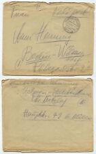 44071 - Feldpostbrief - Großrechtenbach über Wetzlar 24.10.1944 nach Berlin