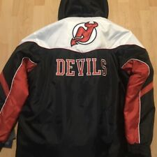 Men's 6 in 1 NHL New Jersey Devil's Jacket Size Large New With Tags