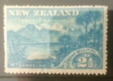 NEW ZEALAND 1898 PICTORIAL ISSUE SG249 MH