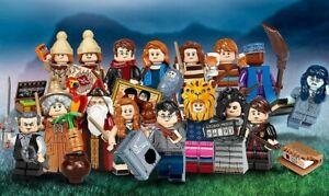 Lego HARRY POTTER Series 2 Minifigures - Choose your figure *NEW* Mini