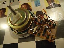 Pioneer PL-560 Stereo Turntable Parting Out Motor + Board