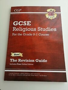 New Grade 9-1 GCSE Religious Studies: Revision Guide with Onlin... 9781782946441