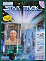 "Traveller #6436 Star Trek:Next Generation Playmates 4½"" Action Figure Card"