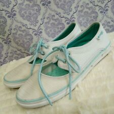 Columbia PFG Vulc N Shoes Sneakers Canvas Womens Size 9 Lace Up Casual Athletic