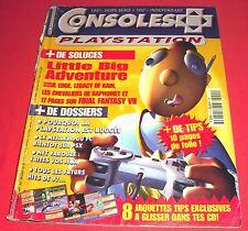 Magazine Consoles+ [HS 5 Avril 97] Playstation Little Big Adventure Diablo *JRF*