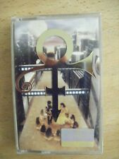 Prince and the N.P.G. - emobossed cassette case - cassette