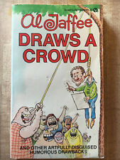 MAD'S AL JAFFEE DRAWS A CROWD 1st 1978 L@@K WOW!!!