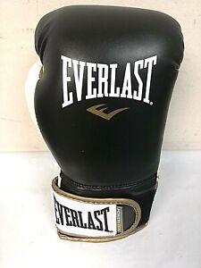 **RIGHT HAND ONLY** Everlast 16 oz Men's Powerlock Hook/Loop Glove - 0Q_39