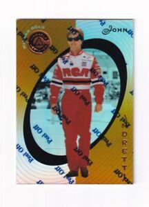 1997 Pinnacle Certified MIRROR GOLD #29 John Andretti SUPER SCARCE