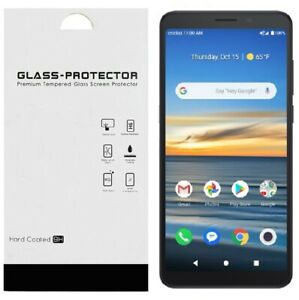 FOR Alcatel Lumos 5004C / Alcatel Axel 5004R 2x Tempered Glass Screen Protector