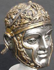 Roman Standard Bearer Signifer Vize Legionary Masked Cavalry Sport helmet armor