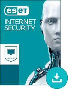 ESET-NOD32 Internet security ( 1 Year - 1 Device) - Activation Key