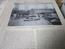 Nutzfahrzeug Archiv 5 Alltag 5262 Büssing Subventions LKW 1913 Prüfstand TU