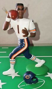 Chicago Bears Justin Fields Quarterback Starting Lineup Custom Painted Figures