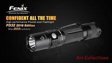 Fenix PD32 Cree XP-L HI LED Taschenlampe Flashlight 900 Lumen Strobe SOS Batt.