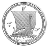2016 - 1/10oz Platinum Noble Coin .9995
