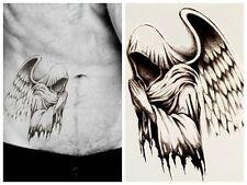 Einmal-Tattoo Temporary Tattoo  wasserdicht 110*150mm  Neu