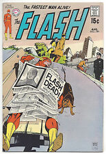 The Flash #199 (VF/NM) 1970
