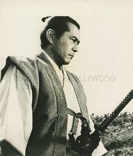 TOSHIRO MIFUNE  REBELLION 1967 VINTAGE PHOTO ORIGINAL