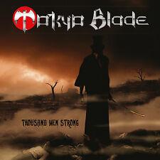 Tokyo Blade - Thousand Men Strong (CD)