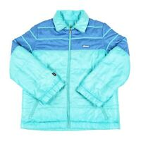 Vintage ELLESSE Reversible Ski Jacket | Padded Insulated Puffer 80s Retro