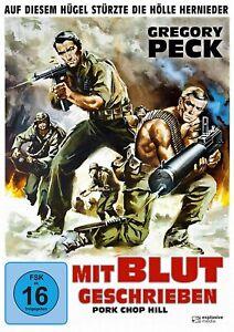 Mit Blut geschrieben [DVD/NEU/OVP] Gregory Peck kämpft in Korea.