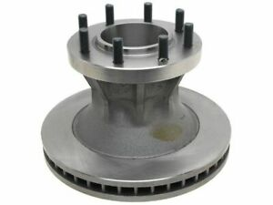 For 1987-1988 Chevrolet R30 Brake Rotor and Hub Assembly Front Raybestos 14775FQ