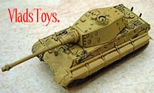 Takara 1:144 tank (157) King Tiger (Henschel) Desert