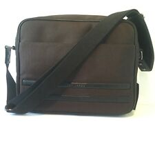 b322bb2fdc7265 Ted Baker Chocolate Nylon Messenger Bag 48 Hour TRACKED Delivery