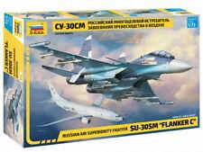 Zvezda 7314 1/72 Sukhoi Su-30 SM (flanker H) Russian Heavy Fighter Plastic Model