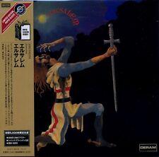 Gerusalemme S/T (1972) GIAPPONE MINI CD LP UICY - 9515 Ian Gillan Deep Purple