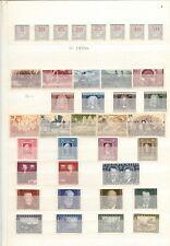 LIECHTENSTEIN 1940-59 ALMOST COMPLETE MNH COLLN CAT £2000+ (SG 2010)