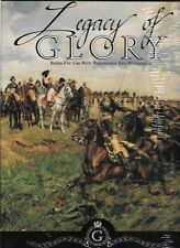 Legacy of Glory - Rules for Use with Napoleonic Era NEW MINT Box in Shrinkwrap