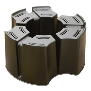 Multi Piece Black Water Butt Stand - Suitable for Multiple Water Butts