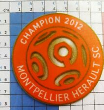 France Patch Badge orange LFP Ligue 1 maillot de foot du Montpellier HSC 2012/13
