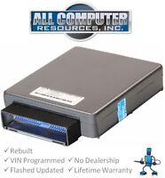 2002 Ford Focus 2.0L 2M5A-12A650-HB Engine Computer ECM PCM ECU LP2-321