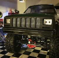 3D printed Light Buckets for Pro-line Jeep Comanche and Cherokee