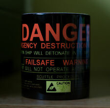 Aliens Self Destruct Console Mug