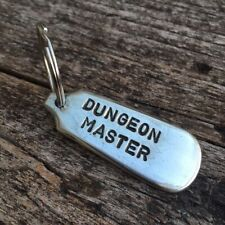 Dungeon Master Keyring/Fob - Dungeons & Dragons Role Play Character